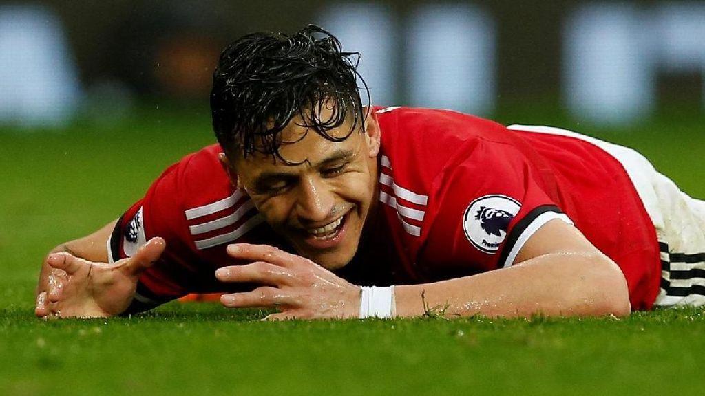 Pembelaan Mourinho kepada Alexis Sanchez