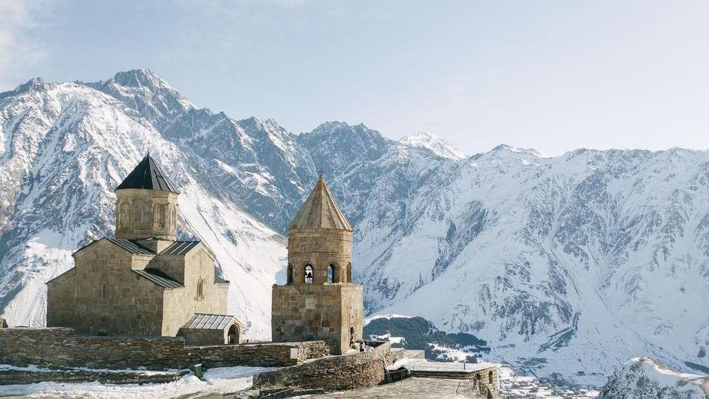 Inikah Gereja dengan Pemandangan Terbaik di Dunia?