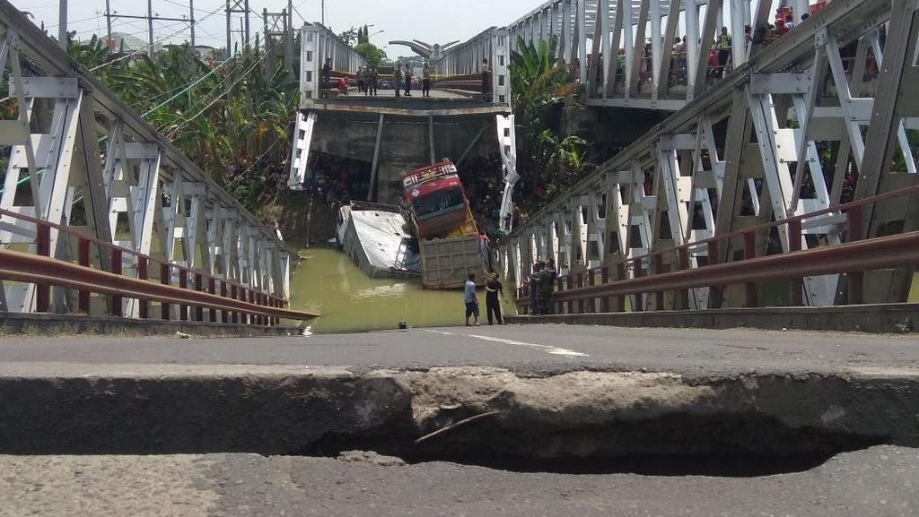 Antisipasi Ambruk, PUPR Minta Jembatan Timbang Dikelola Swasta