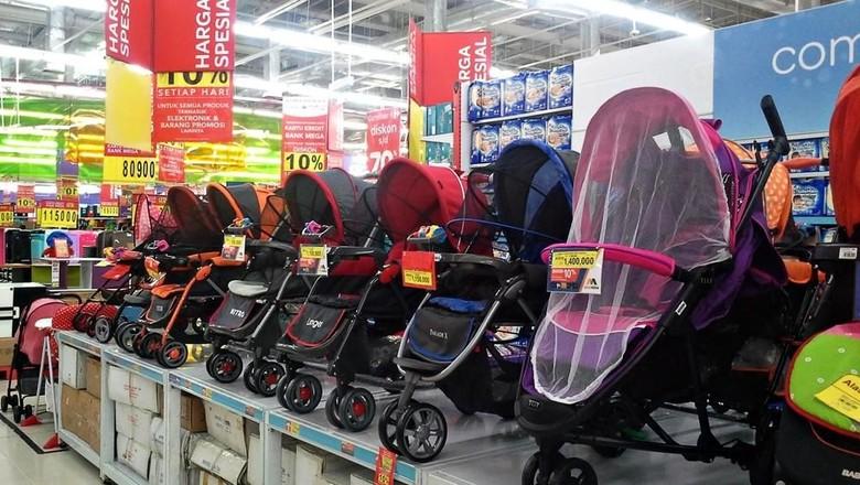 Dapatkan Diskon Seru Peralatan Bayi di Transmart Carrefour/ Foto: Transmart Carrefour