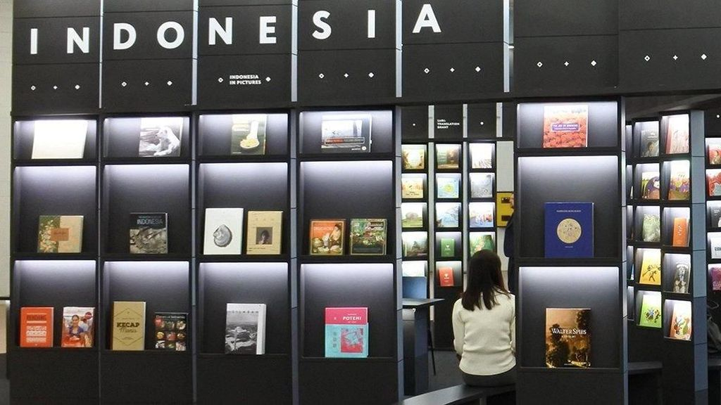 Buku Anak Indonesia Konten Islami Diminati di Pameran Buku London