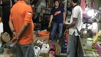 Industri Miras Oplosan di Aceh Digerebek Polisi