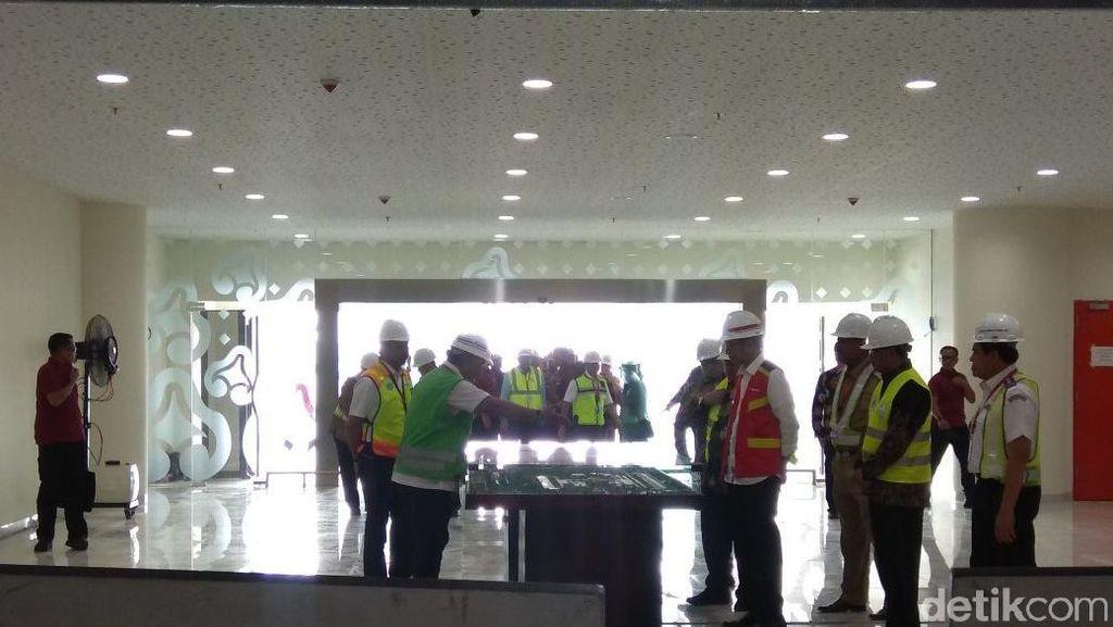 Ini yang Dilakukan Jokowi di Bandara Kertajati