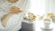 Konsumsi Makanan Sehat Berlebihan Justru Bikin Tubuh Jadi Gemuk
