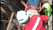 2 Pekerja Belum Ditemukan, Ada Teriakan dari Reruntuhan Tol Manado