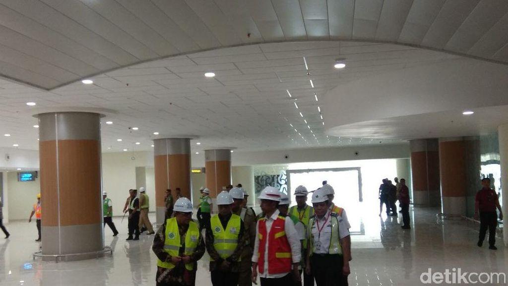 Jokowi: Bandara Kertajati Uji Coba 24 Mei