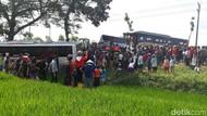 Ini Identitas 11 Korban Kecelakaan Frontal di Ngawi