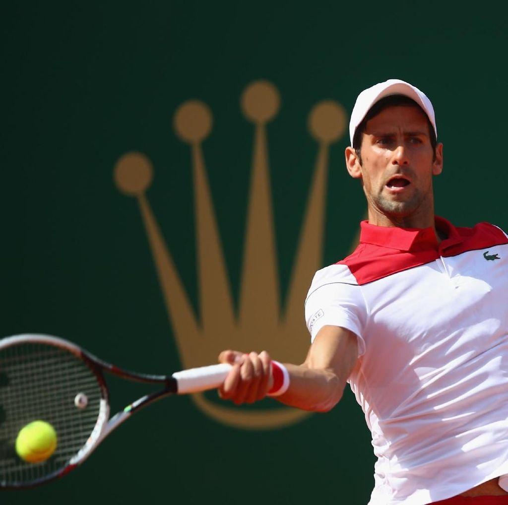 Djokovic Kini Sudah Bebas dari Rasa Sakit