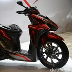 Honda Vario Pakai Knalpot CBR250RR, Mewah dan Sporty
