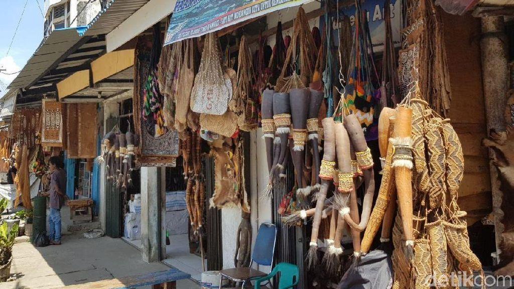 Belanja Koteka di Papua, Ini Tempatnya