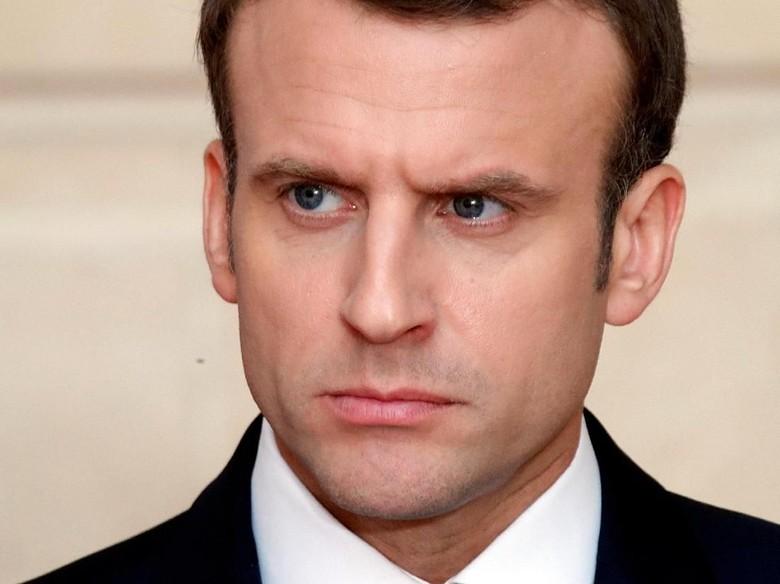 Prancis Umumkan Bantuan Kemanusiaan Rp 840 M untuk Suriah