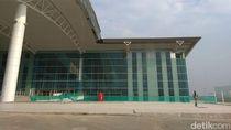 Jokowi Tinjau Bandara Internasional Kertajati