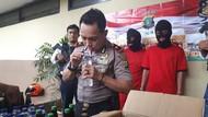 2 Penjual Miras Oplosan di Mangga Besar Ditangkap Polisi