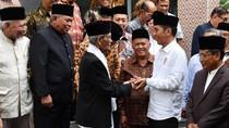 Foto: Kunjungan Balasan Jokowi ke MUI Jabar