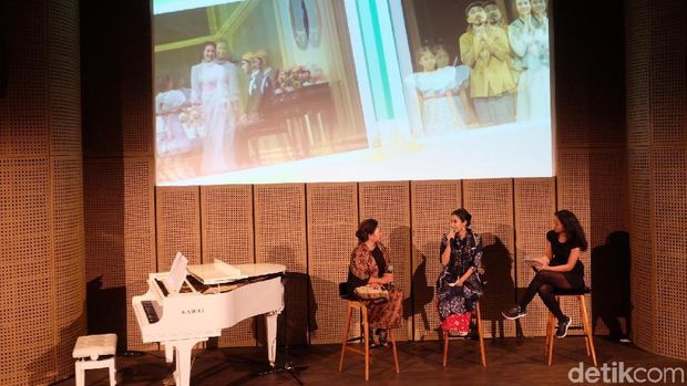 Nazar Terkabulkan, Alasan Happy Salma Bikin Pameran 'Namaku Pram'