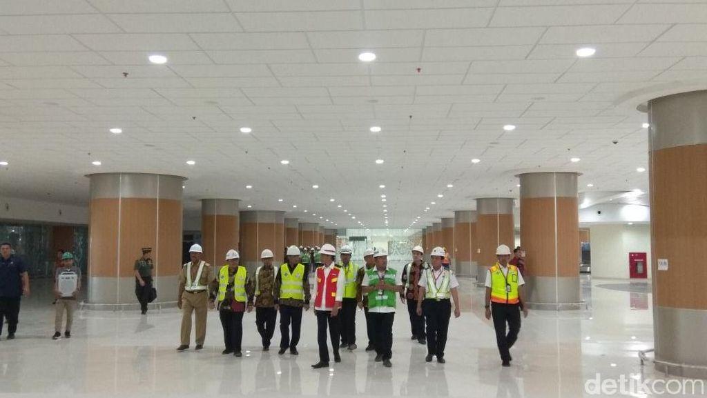 Jokowi Sebut Kertajati Bisa Jadi Bandara Terbesar Setelah Soetta