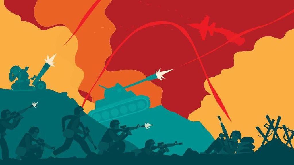 Perang Senjata di Langit Suriah
