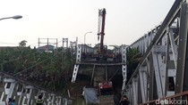 Jembatan Babat Ambrol: Daya Tahan 45 Ton, Dilewati Beban 120 Ton