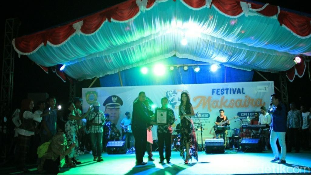 Festival Maksaira 2018 Raih Rekor MURI