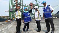 Puti Kunjungi Infrastruktur yang Perkuat Ekonomi Jatim