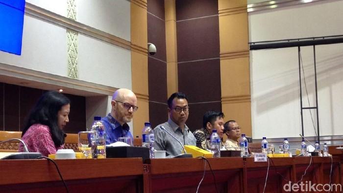 Facebook Indonesia penuhi panggilan Komisi I DPR RI (detikINET/Agus Tri Haryanto)