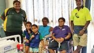 Berobat ke Australia, Seorang Nenek Asal PNG Ditahan