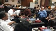 BNN Datangi KPU Bahas Syarat Bebas Narkoba Caleg 2019