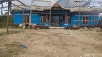 Buntut Putusan MA, Massa Bakar Kantor KPUD di Papua