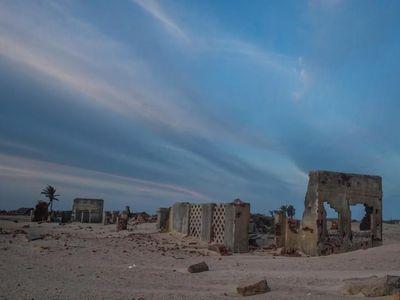 Foto: Kota Hantu yang Tidak Ditinggalkan Penduduknya
