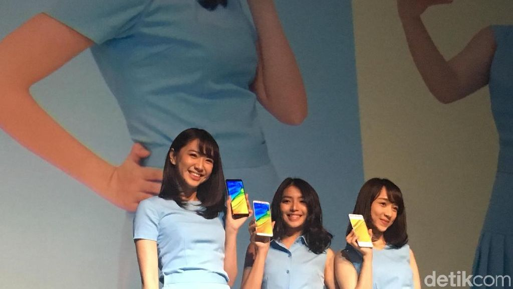 Mendarat di Indonesia, Ini Harga Redmi Note 5