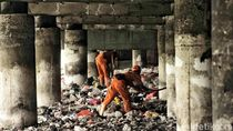 Warga Diimbau Buat Bank Sampah Kelola Limbah di Kolong Tol Priok