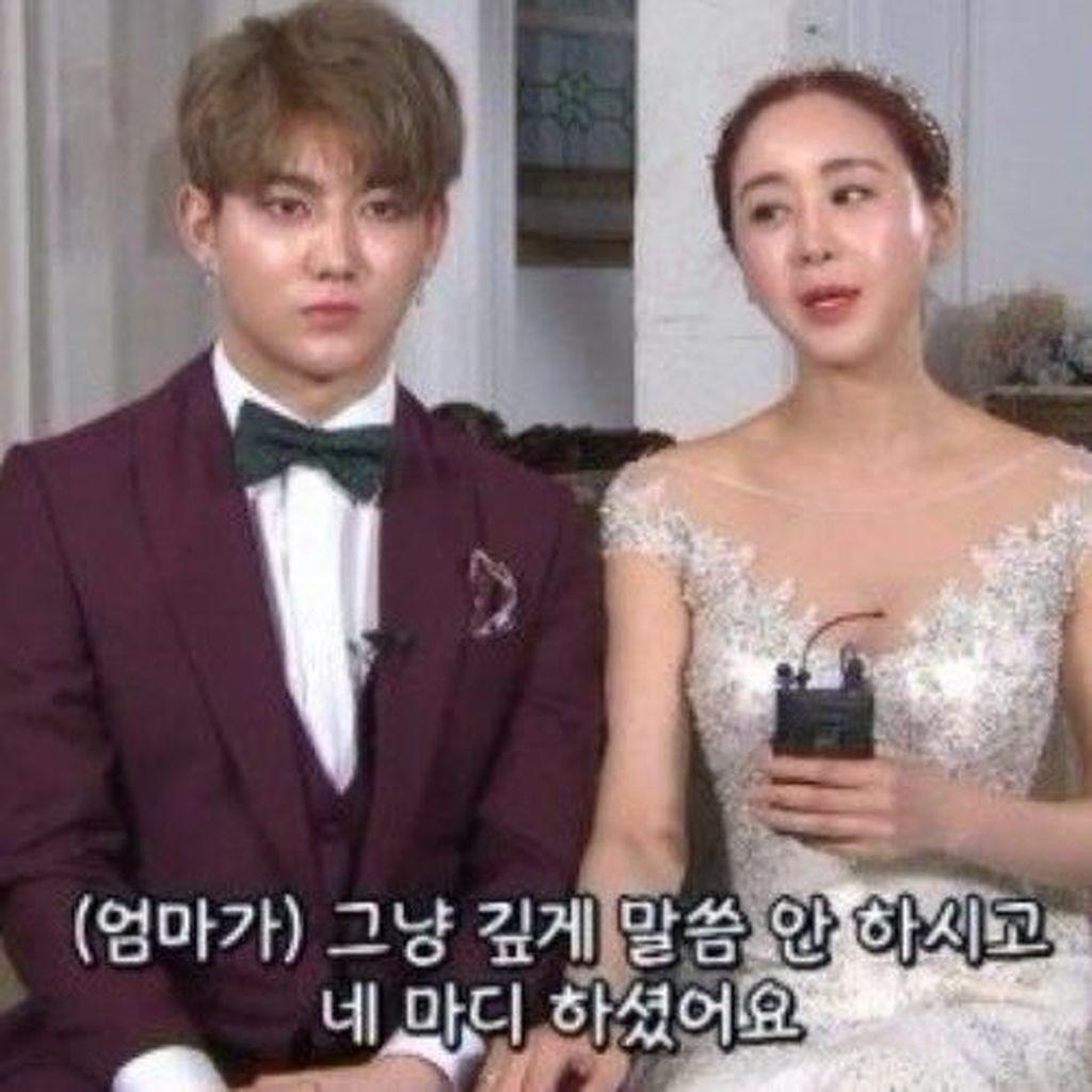 Beda 18 Tahun dengan Suami, Pernikahan Ham So Won Tak Direstui