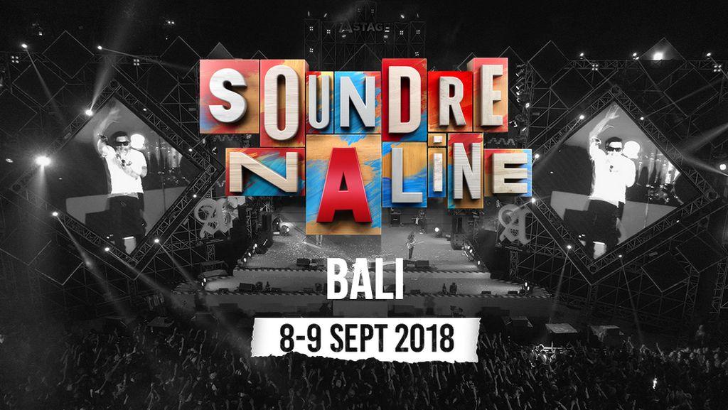 Ajak Penonton Berkemah Masih Jadi Andalan Soundrenaline 2018