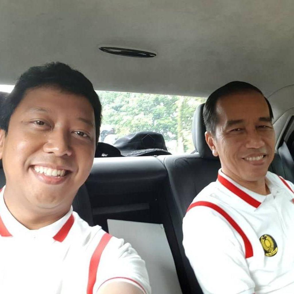 Rommy Siap Jadi Cawapres Jokowi