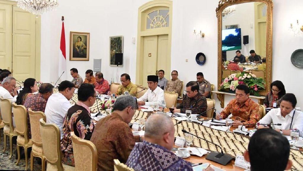 Jokowi Sentil Promosi Asian Games, Ini Respons Erick Thohir