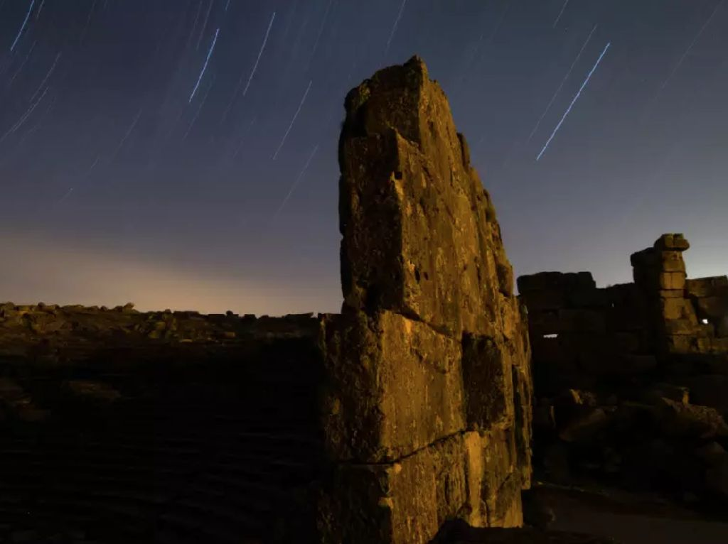 Yuk, Saksikan Puncak Hujan Meteor Lyrid Nanti Malam!