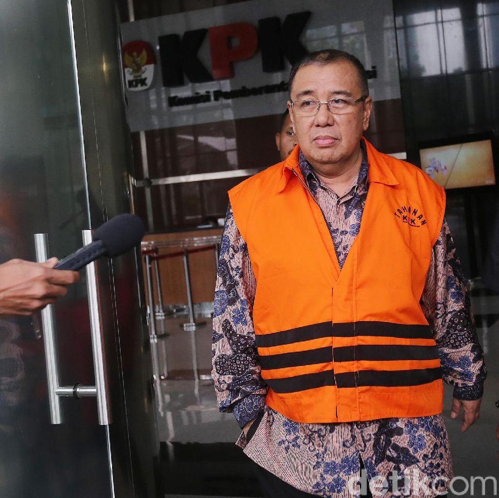 Hakim Tolak Praperadilan Cagub Sultra Lawan KPK