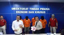 Bareskrim Amankan Seorang Dokter Pemodal Uang Palsu di Jakarta