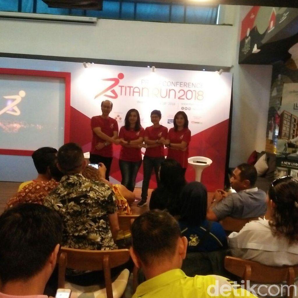 Titan Run 2018: Lomba Lari Sambil Makan Durian