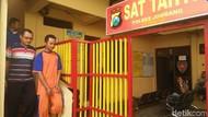Polisi Dalami Motif Kakak Ipar Gorok Satpam Bulog di Jombang
