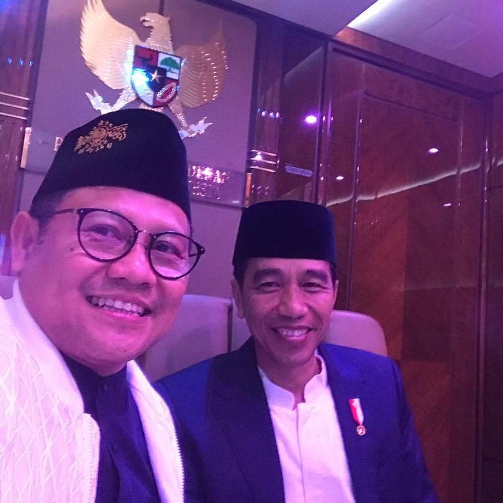 Cak Imin Bila Tak Jadi Cawapres Jokowi: Masuk Kamar, Frustasi, Tidur