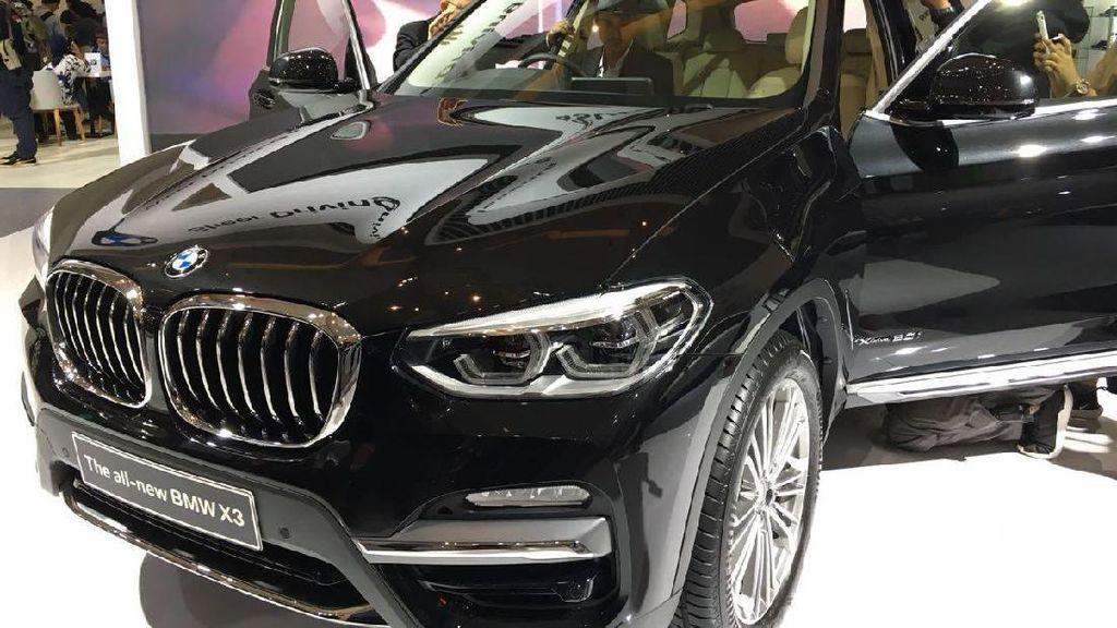 Orang Kaya RI Makin Banyak, Bikin BMW Kecipratan Untung