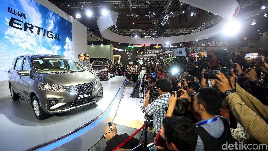 IIMS 2018 Jadi Tempat Habiskan Akhir Pekan Sambil Lihat-lihat Mobil Baru