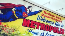 Kota Tempat Tinggal Superman, Sungguhan Ada
