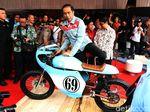 Diiringi Beatbox, Jokowi Ngerap di Istana Bogor