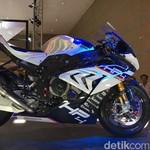 BMW HP4 Race Rp 2,1 Miliar Sudah Terjual