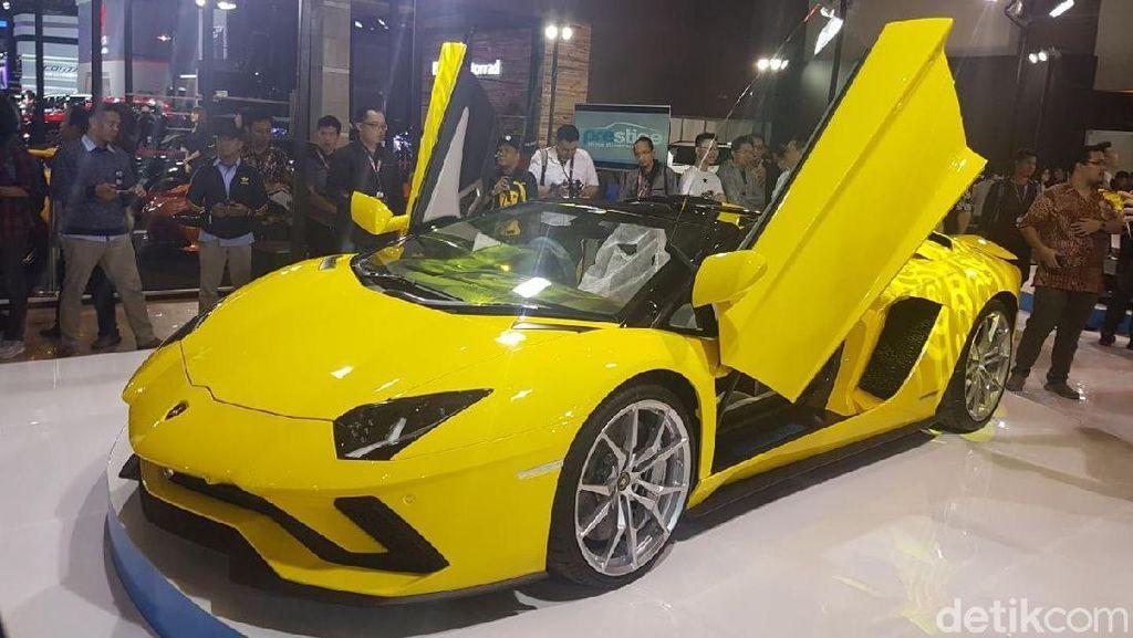 Beli Lamborghini Rp 18,5 M, Bea Balik Namanya Bisa Buat Beli 10 Avanza