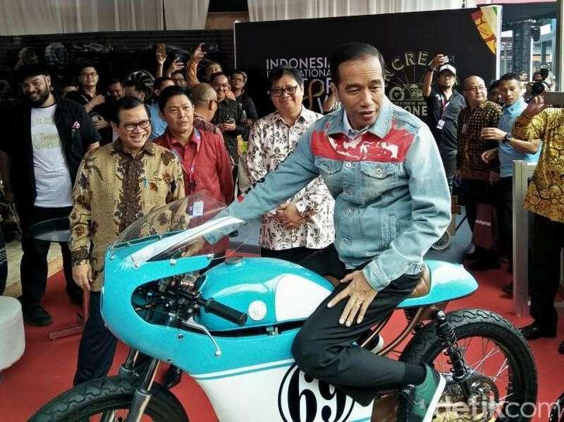Golkar: Jokowi Semakin Meyakinkan