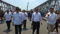 Komisi V DPR Cek Jembatan Babat yang Ambrol, Ini Rekomendasi Mereka