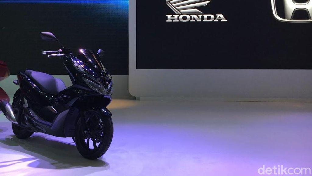 Honda Boyong PCX Hybrid, Motor Hybrid Pertama di RI